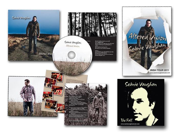 Seanie Vaughan CD