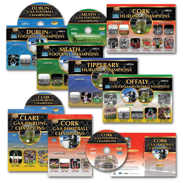 GAA Boxsets