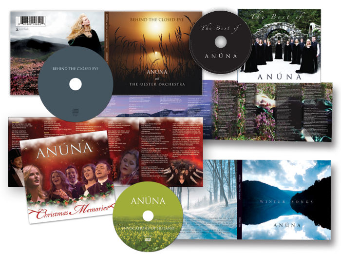 An´na CDs DVDs