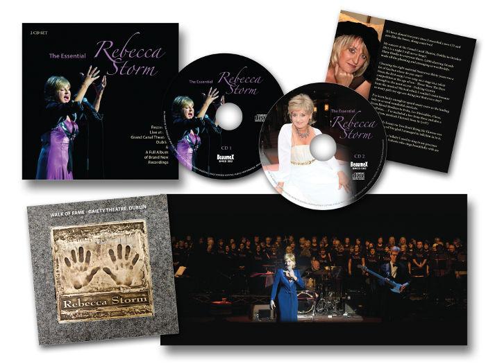 Rebecca Storm CD
