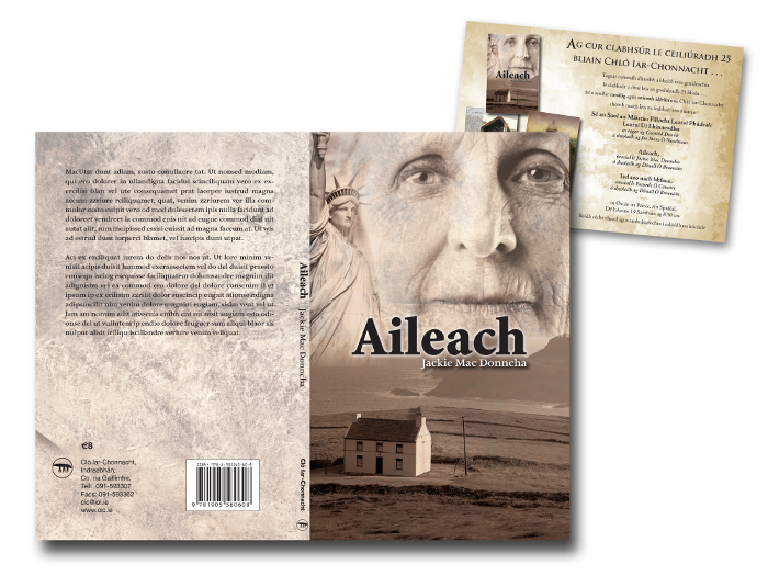 Aileach book jacket