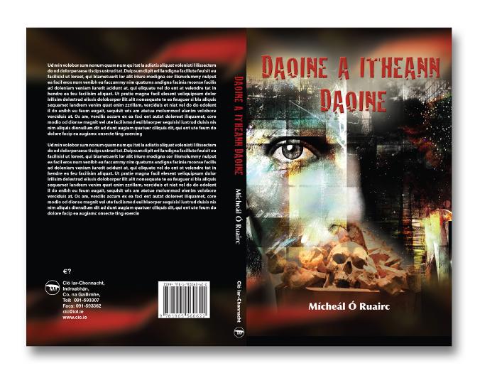 Daoine a itheann Daoine book cover