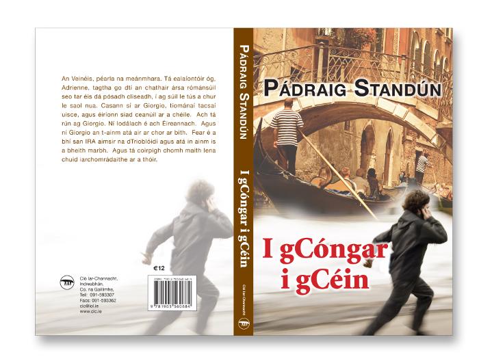 I gCongar i gCein book cover