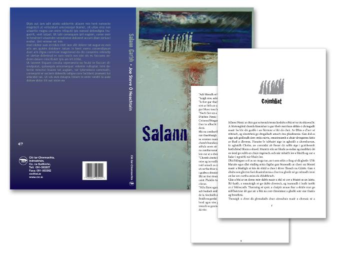 Salann Garbh book cover