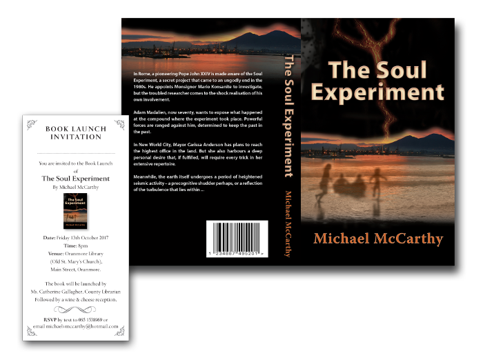 Soul Experiment book cover