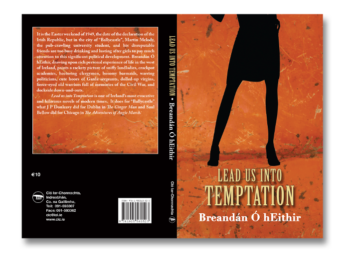 Lead Us Into Temptation book jacket