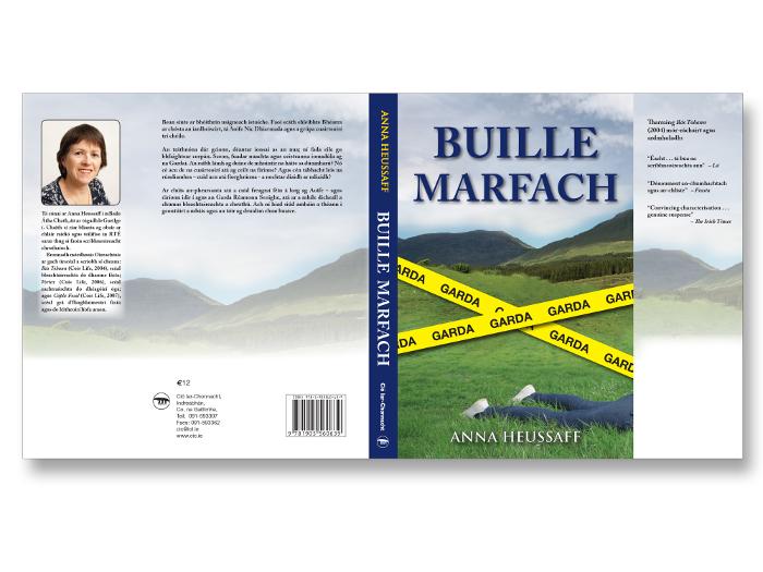 Buille Marfach book jacket