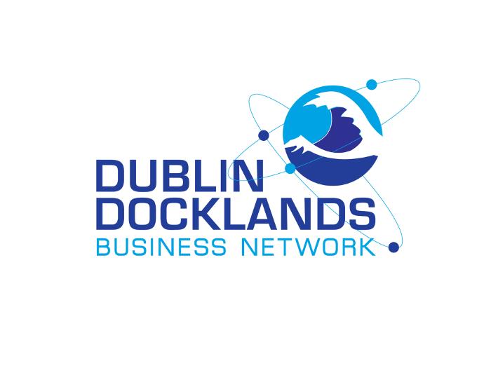 Dublin Docklands logo design