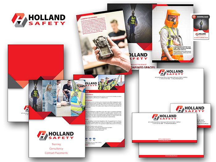 Holland Safety design for print